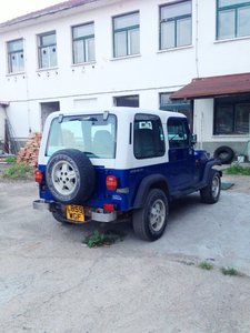 1994 LHD YJ Full nut & bolt restoration being carried out For Sale