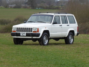 1996 Jeep Cherokee 4.0 Low Mileage 5 Speed Manual Immaculate LHD