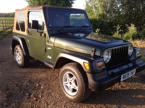 1998 2.5 Sport Soft Top Low Mileage FSH For Sale