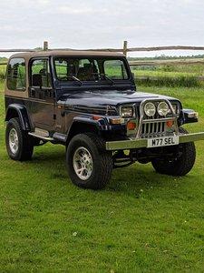 1984 Classic Jeep Wrangler 4.0L Auto For Sale