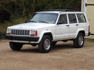 1996 Jeep Cherokee XJ 4.0  Rare Manual 5 Speed LEFT HAND DRIVE