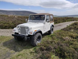 1981 Jeep V8 CJ7 Nos matching original For Sale