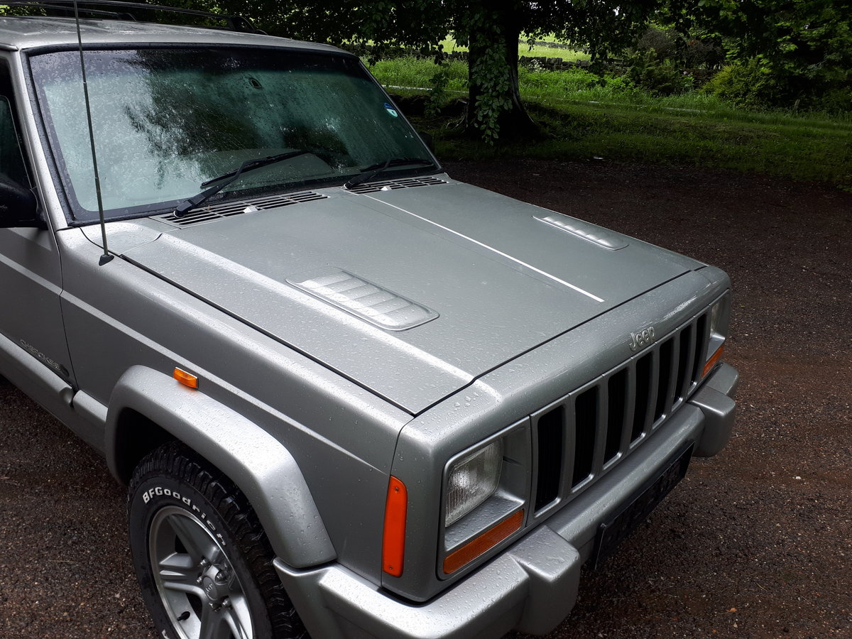 2001 JEEP CHEROKEE ORVIS 20001 4.0 AUTO 50K MILES For Sale (picture 3 of 6)