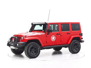 2015 JEEP WRANGLER For Sale by Auction