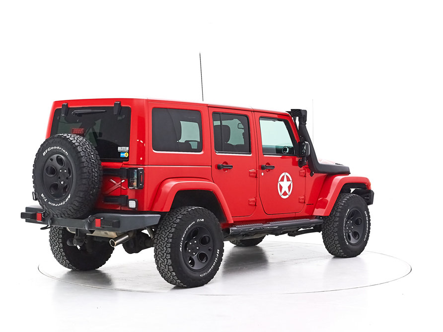 2015 JEEP WRANGLER For Sale by Auction (picture 2 of 6)
