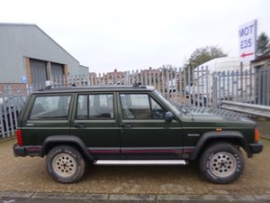1995 (M reg) Jeep Cherokee 2.5 TD Sport 4x4 For Sale