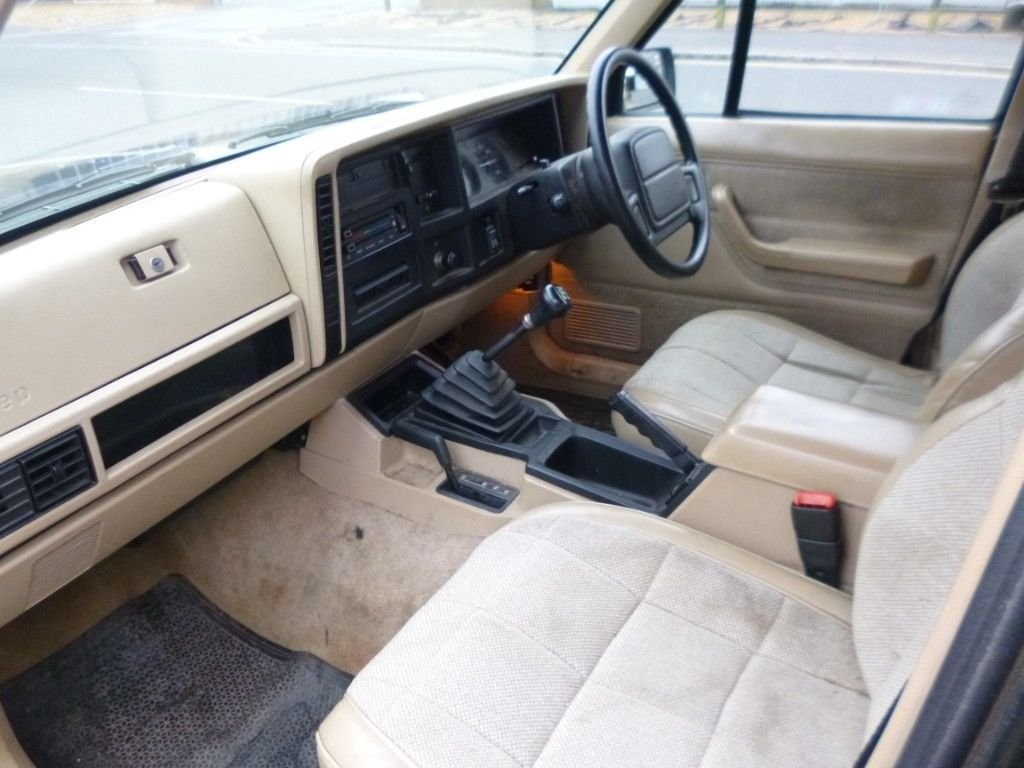 1995 (M reg) Jeep Cherokee 2.5 TD Sport 4x4 For Sale (picture 5 of 6)