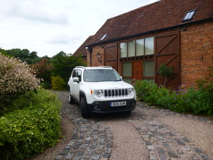 2016 Jeep Renegade Auto Navigation 4 WD Diesel For Sale