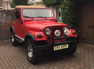 1982 Jeep CJ-7 For Sale by Auction
