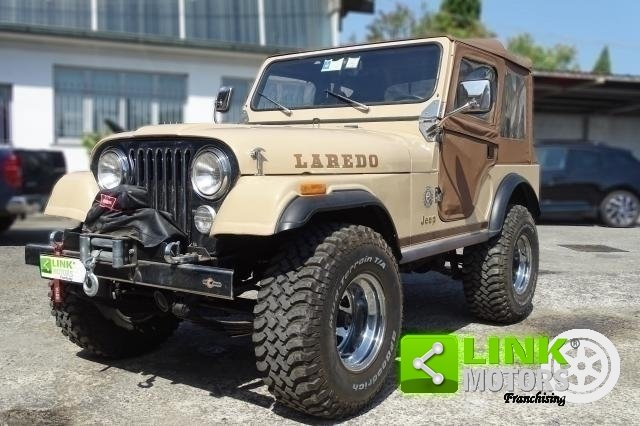 1982 Jeep Cj-5 Diesel For Sale (picture 1 of 6)