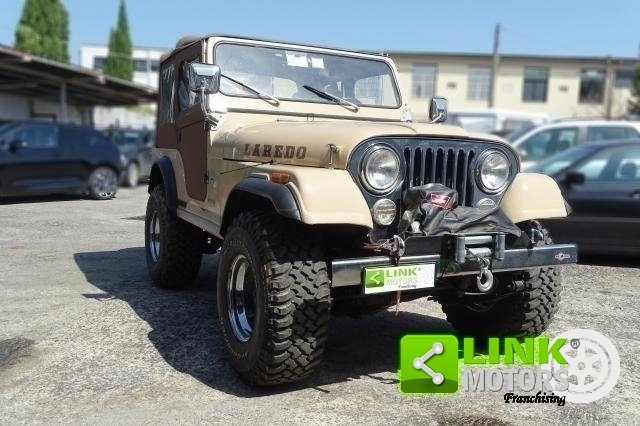 1982 Jeep Cj-5 Diesel For Sale (picture 2 of 6)