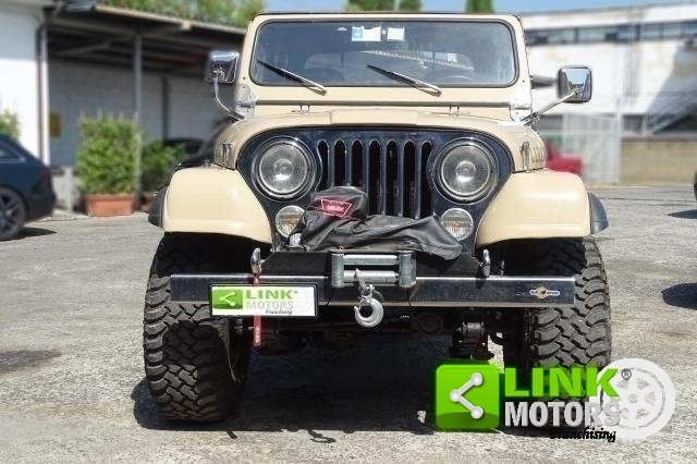 1982 Jeep Cj-5 Diesel For Sale (picture 3 of 6)