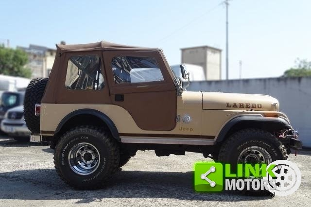 1982 Jeep Cj-5 Diesel For Sale (picture 4 of 6)