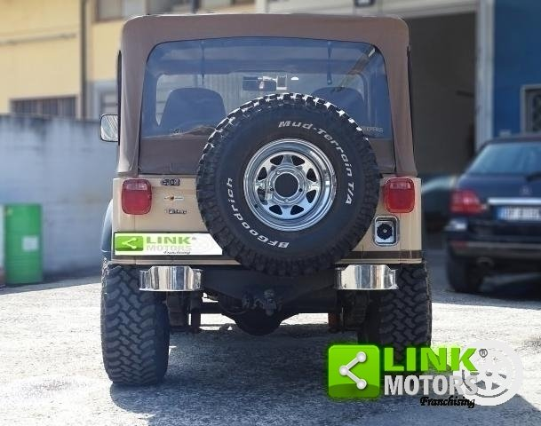 1982 Jeep Cj-5 Diesel For Sale (picture 5 of 6)
