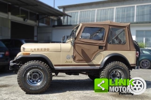 1982 Jeep Cj-5 Diesel For Sale (picture 6 of 6)