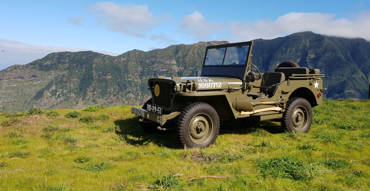 1944 JEEP WILLYS MB For Sale (picture 1 of 6)