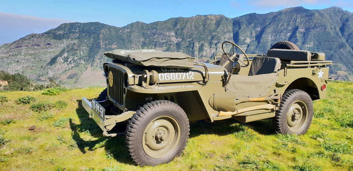 1944 JEEP WILLYS MB For Sale (picture 2 of 6)