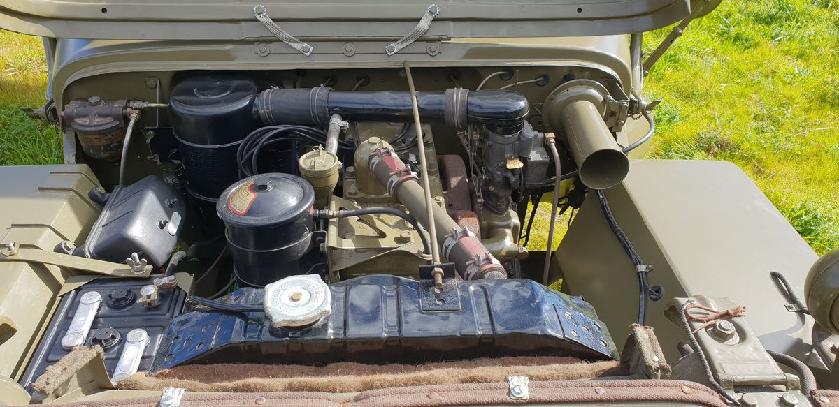 1944 JEEP WILLYS MB For Sale (picture 3 of 6)