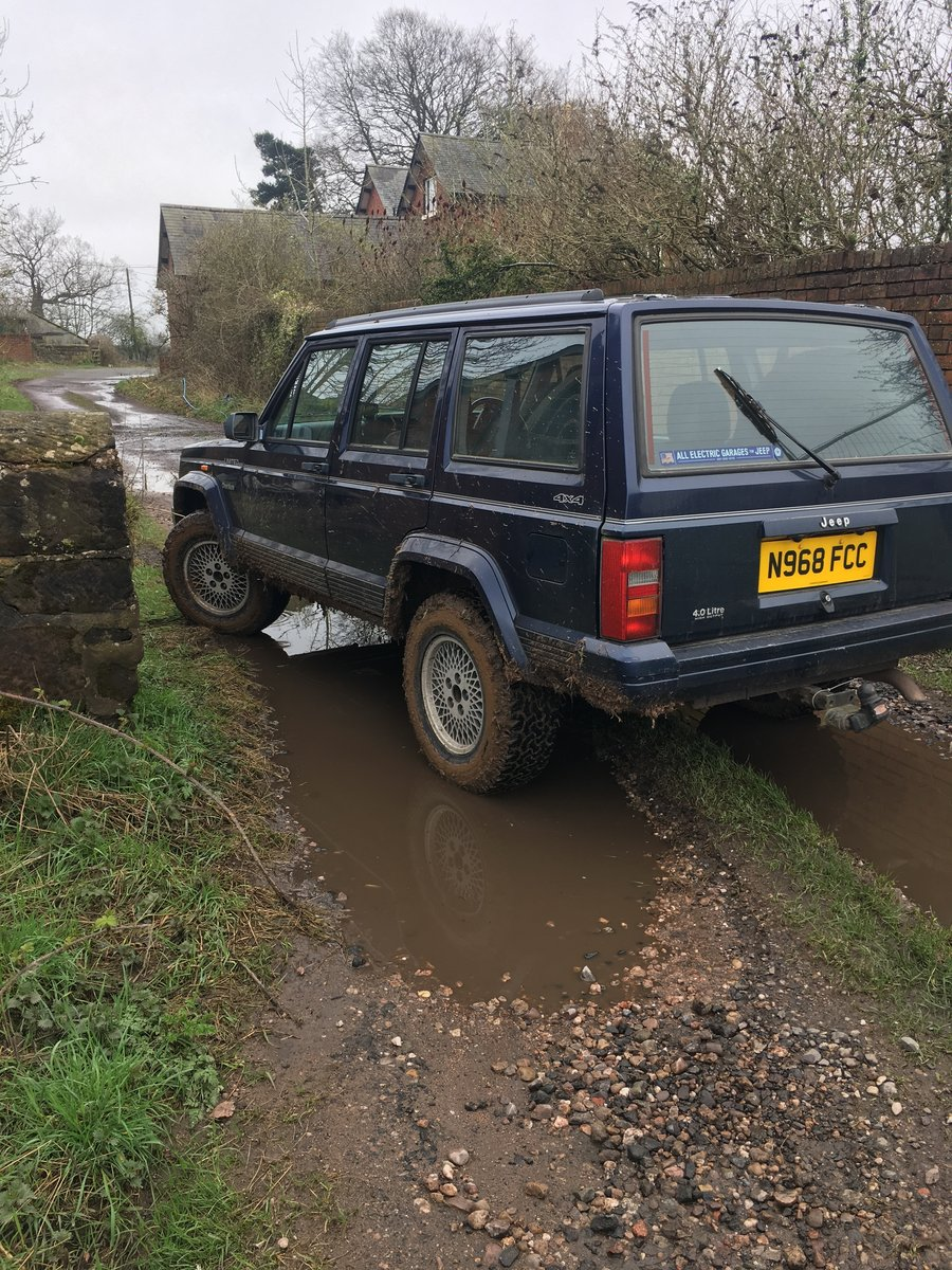 1996 Jeep Cherokee N reg  For Sale (picture 2 of 5)