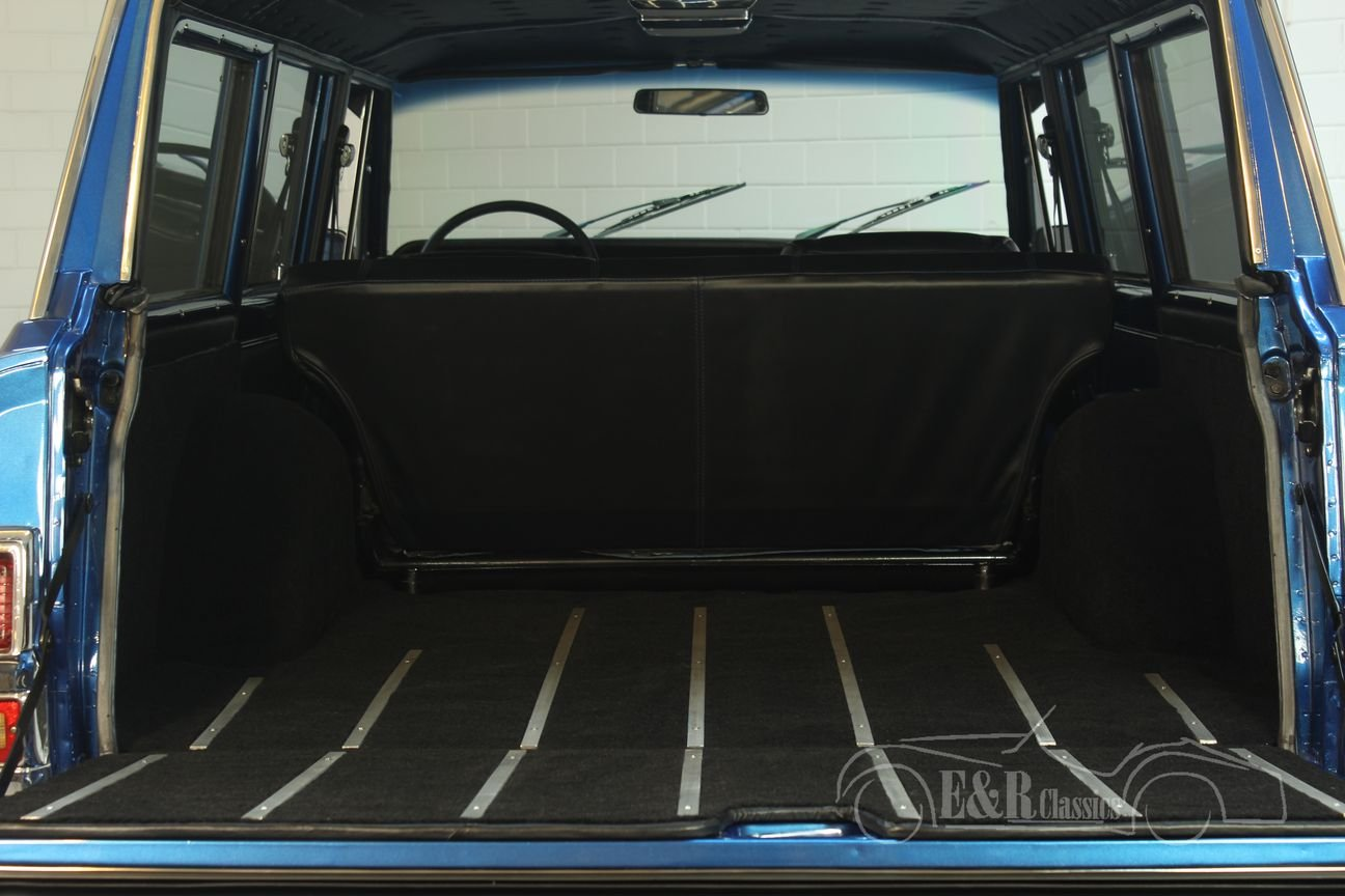 Jeep Wagoneer 1976 Body off restored For Sale (picture 6 of 6)