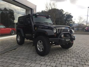 2011 Jeep Wrangler Rubicon 2.8L-35.000eur in extras LHD For Sale