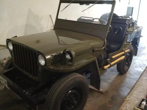Picture of 1942 Jeep MB 1941 ( soviet Army)