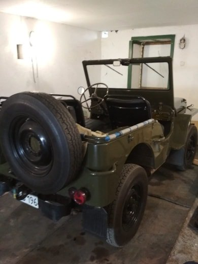 1942 Jeep MB 1941 ( soviet Army) For Sale (picture 2 of 6)