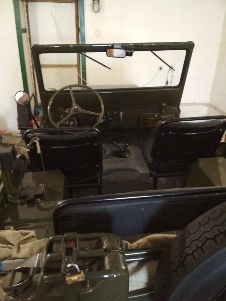 1942 Jeep MB 1941 ( soviet Army) For Sale (picture 3 of 6)