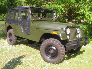1974 Jeep cj6 very clean low milleage For Sale