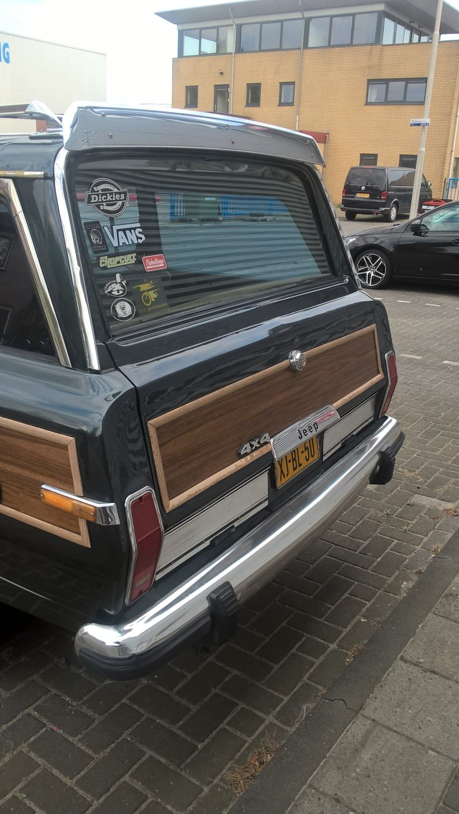 JEEP WAGONEER 1973 V8 . For Sale (picture 4 of 6)