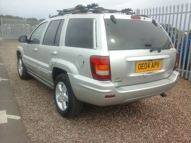 2004 Jeep Grand Cherokee V8 Overland at Morris Leslie Auction For Sale by Auction (picture 2 of 6)
