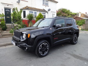 2016 JEEP RENEGADE TRAILHAWK 2.0 MULTIJET 4X4 For Sale