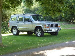 2000 Jeep Cherokee XJ 4.0 Auto Petrol 7 miles Superb Example