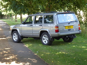 Jeep Cherokee XJ 4.0 72k  NOW SOLD