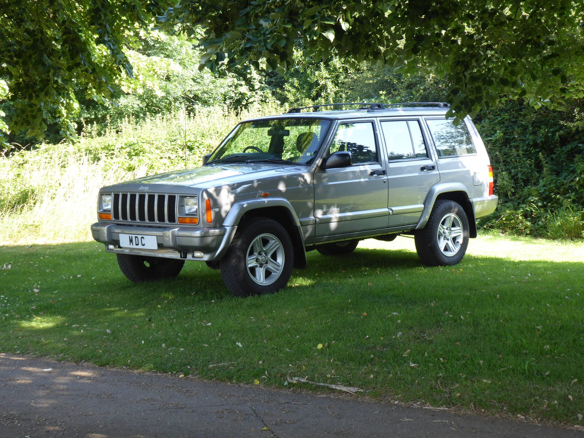 """2000 Jeep Cherokee XJ 4.0  """"WANTED PLEASE CALL"""" For Sale (picture 4 of 6)"""