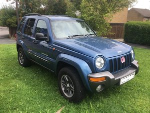 2004 Jeep Cherokee There only one '' JEEP''
