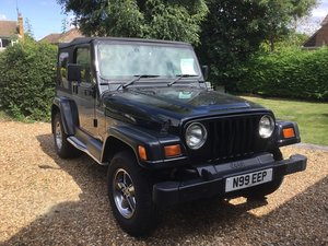 1997 Jeep wrangler tj  £6500 For Sale