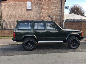 1996 Cherokee Very Rare Excellent Condition FSH