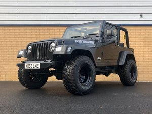 2005  JEEP WRANGLER RENEGADE LTD // 4.0L // 4X4 // 174 BHP //
