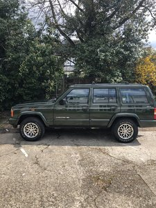 1999 Jeep Cherokee 4.0 Limited Appreciating Classic