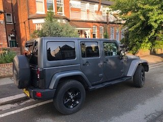 2017 Jeep Wrangler Sahara V6 3.6 Petrol For Sale (picture 6 of 6)