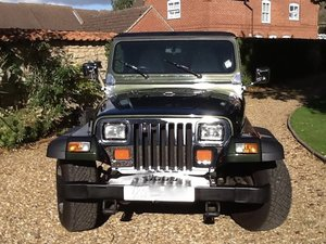 1996 Jeep YJ The best available