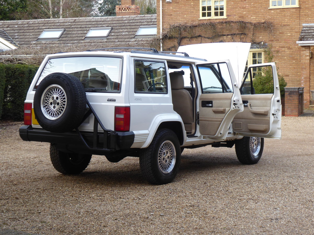 1996 Jeep Cherokee XJ 4.0 Rare Manual ! Low Mileage For Sale (picture 6 of 6)