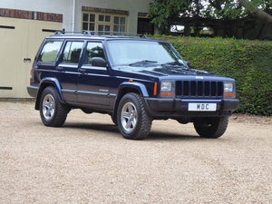 2000 Jeep XJ 4.0  17k NOW SOLD      For Sale