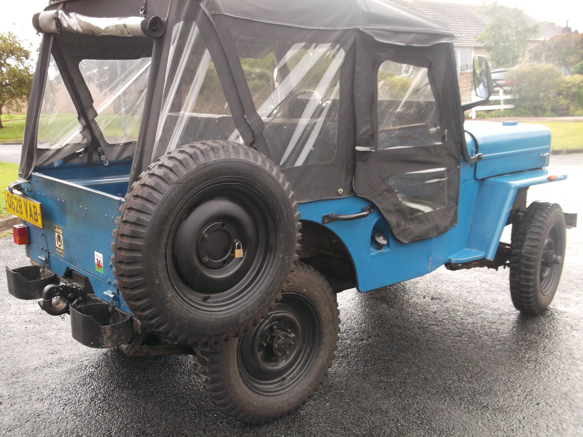 1978 Willys Ebro Jeep For Sale (picture 5 of 6)