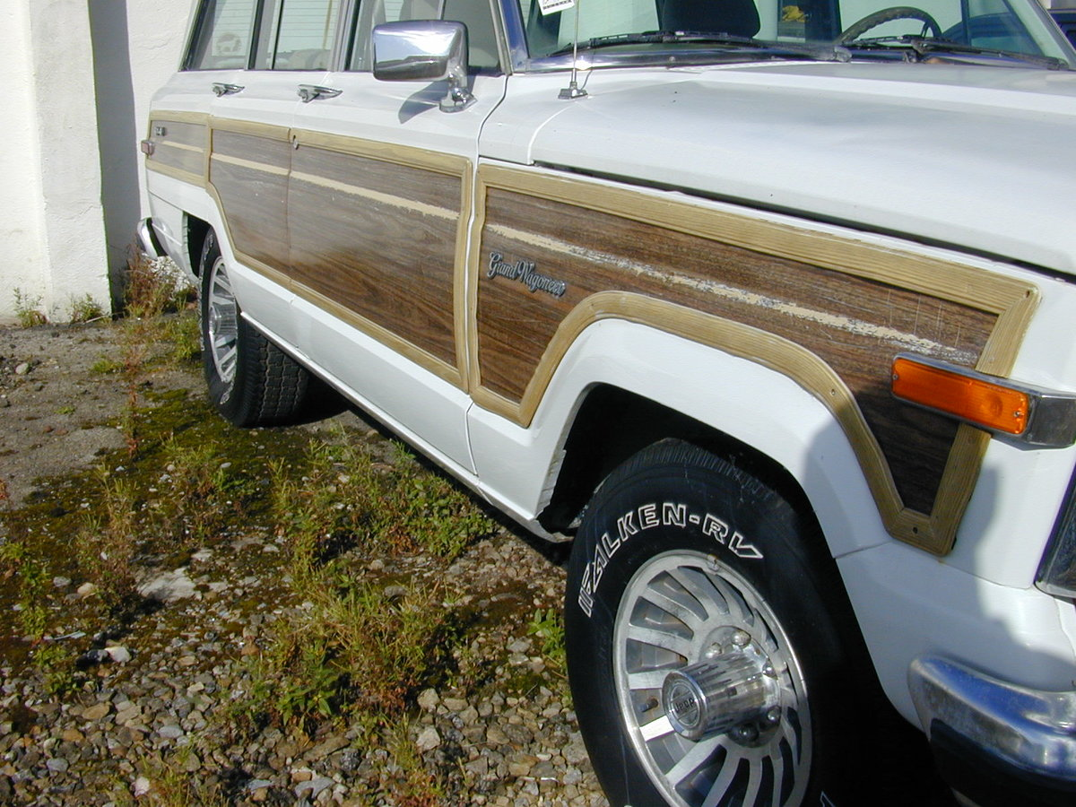 1990 JEEP GRAND WAGONEER 5.9 (WOODY) PROJECT - LHD - EX JAPAN!! For Sale (picture 4 of 6)
