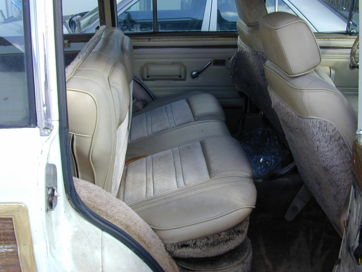1990 JEEP GRAND WAGONEER 5.9 (WOODY) PROJECT - LHD - EX JAPAN!! For Sale (picture 6 of 6)