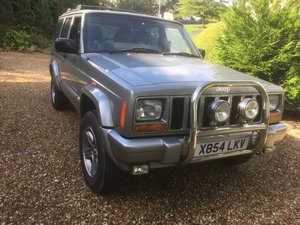 2001 Jeep Cherokee anniversary For Sale