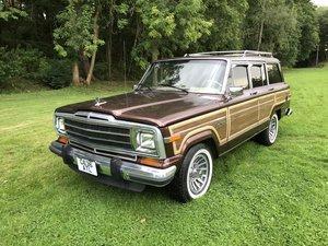 1990 JEEP GRAND WAGONEER V8
