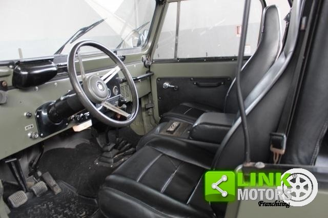 JEEP CJ-7 AUTOCARRO 1980 - OTTIME CONDIZIONI For Sale (picture 5 of 6)